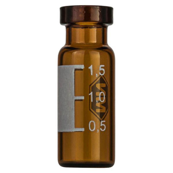 Vial N11 -1.5 (2 ml), Vidrio Ambar